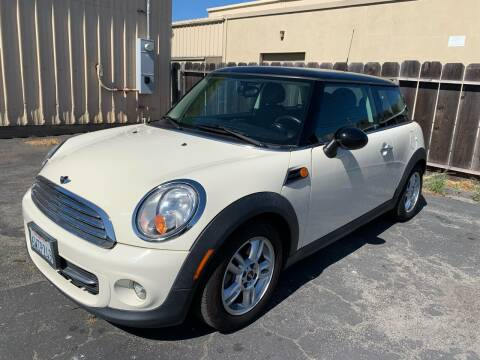 2012 MINI Cooper Hardtop for sale at Dodi Auto Sales in Monterey CA