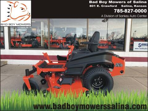 Bad Boy ZT Elite 60  (#7159) for sale at Bad Boy Mowers Salina in Salina KS