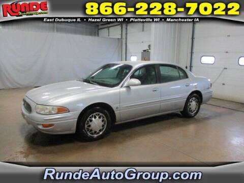 2000 Buick LeSabre for sale at Runde Chevrolet in East Dubuque IL