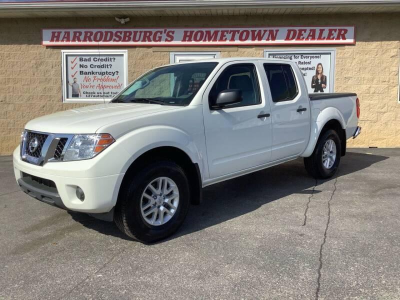 2019 Nissan Frontier for sale at Auto Martt, LLC in Harrodsburg KY