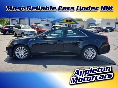2010 Cadillac CTS for sale at Appleton Motorcars Sales & Service in Appleton WI