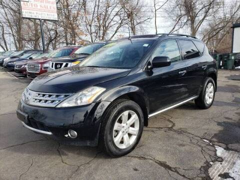 2007 Nissan Murano for sale at Real Deal Auto Sales in Manchester NH