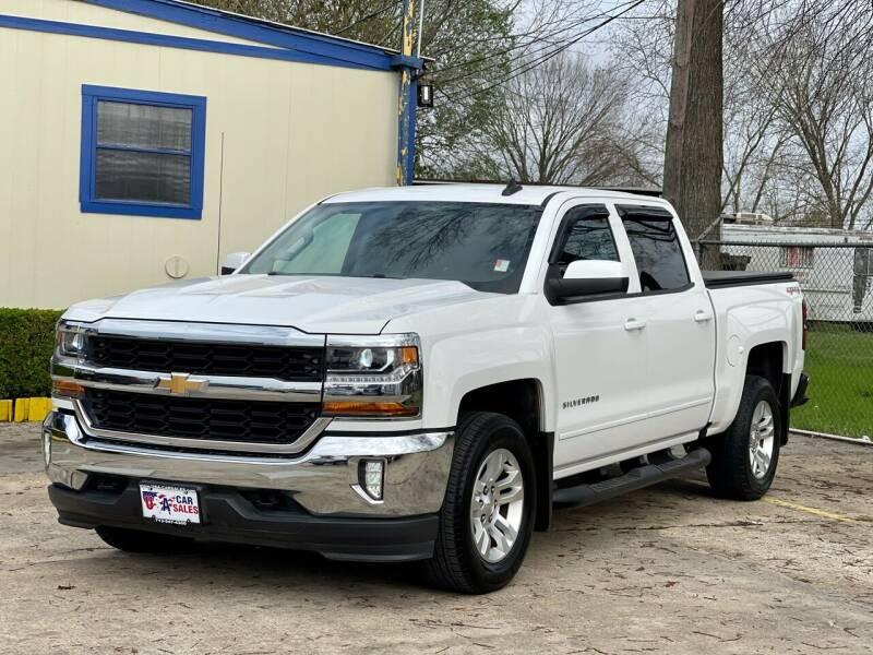 2017 Chevrolet Silverado 1500 for sale at USA Car Sales in Houston TX