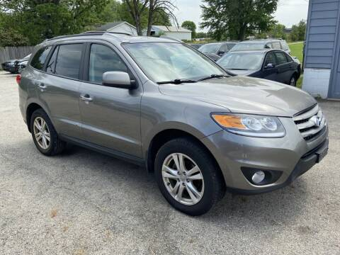 2012 Hyundai Santa Fe for sale at Stiener Automotive Group in Galloway OH