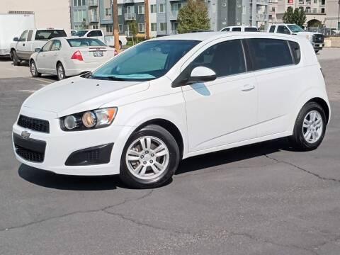2014 Chevrolet Sonic for sale at Clean Fuels Utah in Orem UT