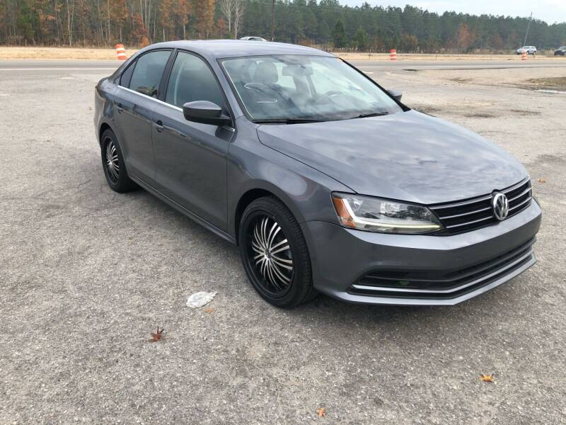2017 Volkswagen Jetta for sale at County Line Car Sales Inc. in Delco NC