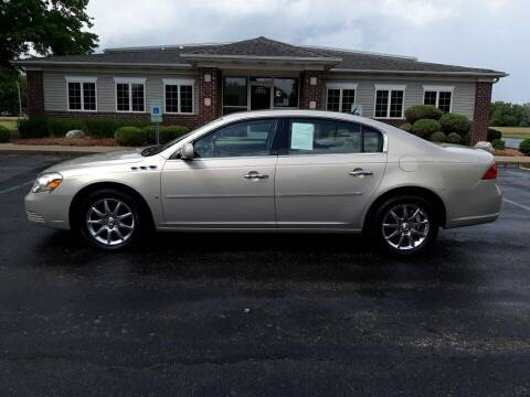 2008 Buick Lucerne for sale at Pierce Automotive, Inc. in Antwerp OH