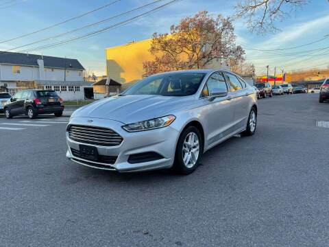 2014 Ford Fusion for sale at Kapos Auto, Inc. in Ridgewood, Queens NY
