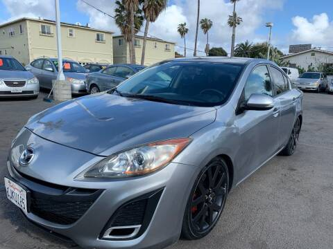 2010 Mazda MAZDA3 for sale at North County Auto in Oceanside CA