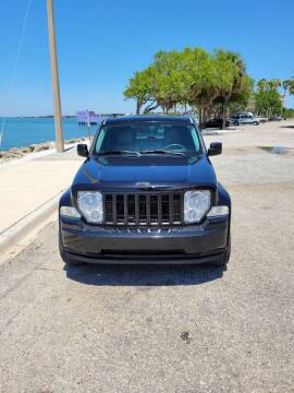 2010 Jeep Liberty for sale at ATA   AUTO SALES INC in Sarasota FL