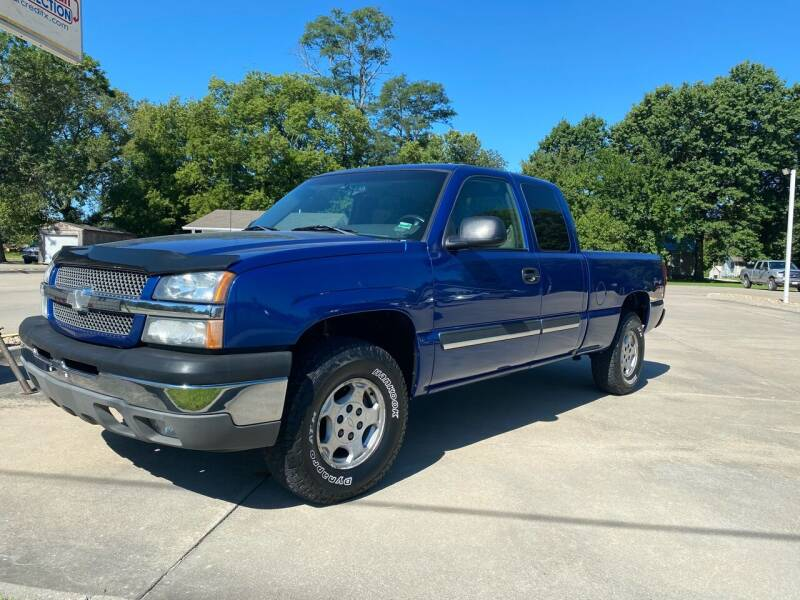 2003 Chevrolet Silverado 1500 for sale at Car Credit Connection in Clinton MO