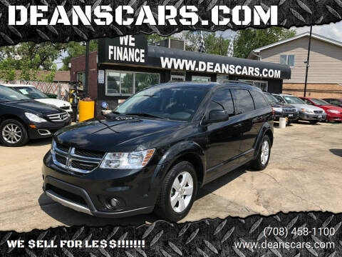 2011 Dodge Journey for sale at DEANSCARS.COM in Bridgeview IL
