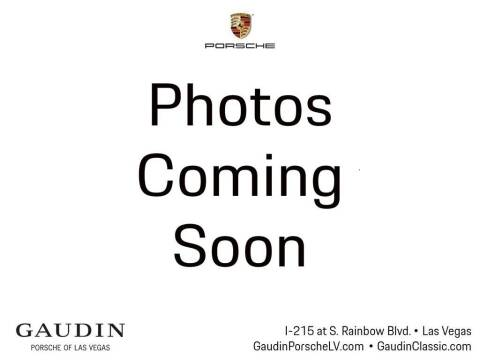 2017 BMW X5 for sale at Gaudin Porsche in Las Vegas NV