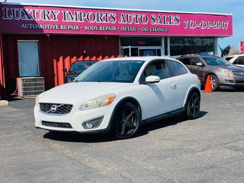 2012 Volvo C30 for sale at LUXURY IMPORTS AUTO SALES INC in North Branch MN