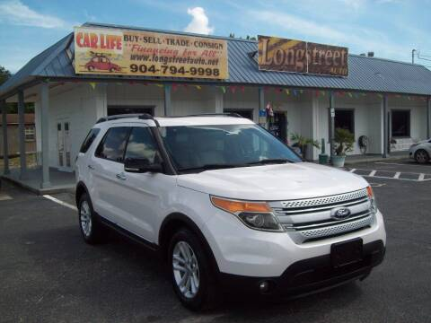 2015 Ford Explorer for sale at LONGSTREET AUTO in Saint Augustine FL