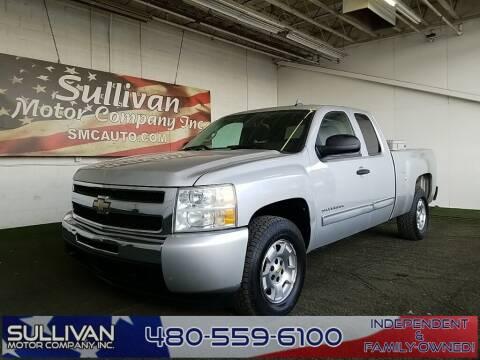 2010 Chevrolet Silverado 1500 for sale at TrucksForWork.net in Mesa AZ
