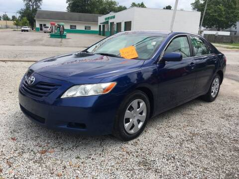 2007 Toyota Camry for sale at Antique Motors in Plymouth IN