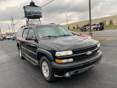 2002 Chevrolet Suburban for sale at A & D Auto Group LLC in Carlisle PA