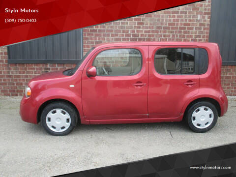 2011 Nissan cube for sale at Styln Motors in El Paso IL