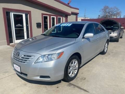 2009 Toyota Camry for sale at Sexton's Car Collection Inc in Idaho Falls ID