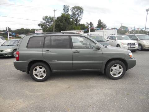 2007 Toyota Highlander for sale at All Cars and Trucks in Buena NJ