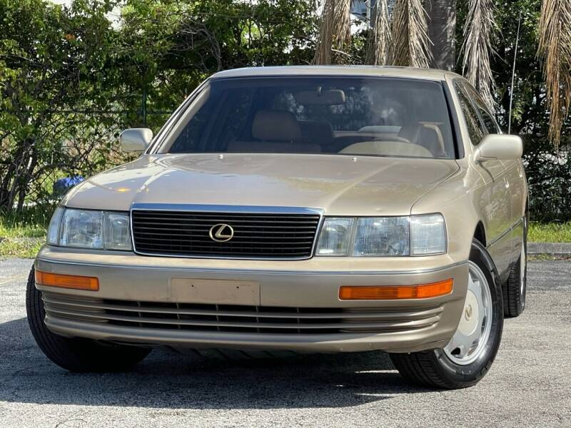 1993 Lexus LS 400 for sale in Hollywood, FL
