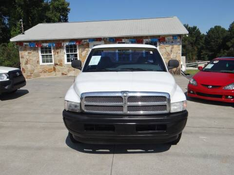 1999 Dodge Ram Pickup 1500 for sale at Flywheel Auto Sales Inc in Woodstock GA