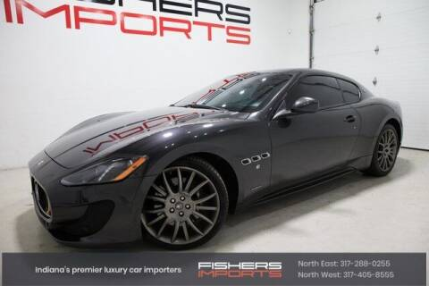 2014 Maserati GranTurismo for sale at Fishers Imports in Fishers IN