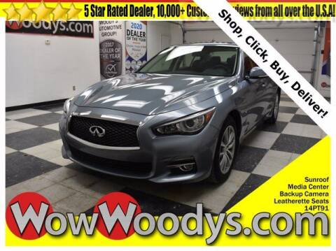 2014 Infiniti Q50 for sale at WOODY'S AUTOMOTIVE GROUP in Chillicothe MO