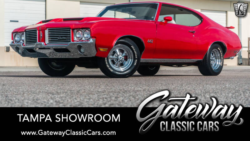 1972 Oldsmobile Cutlass for sale in Ruskin, FL