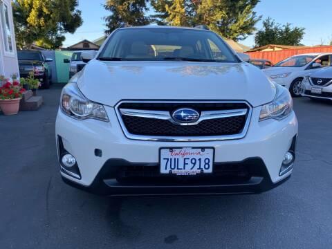 2016 Subaru Crosstrek for sale at Ronnie Motors LLC in San Jose CA