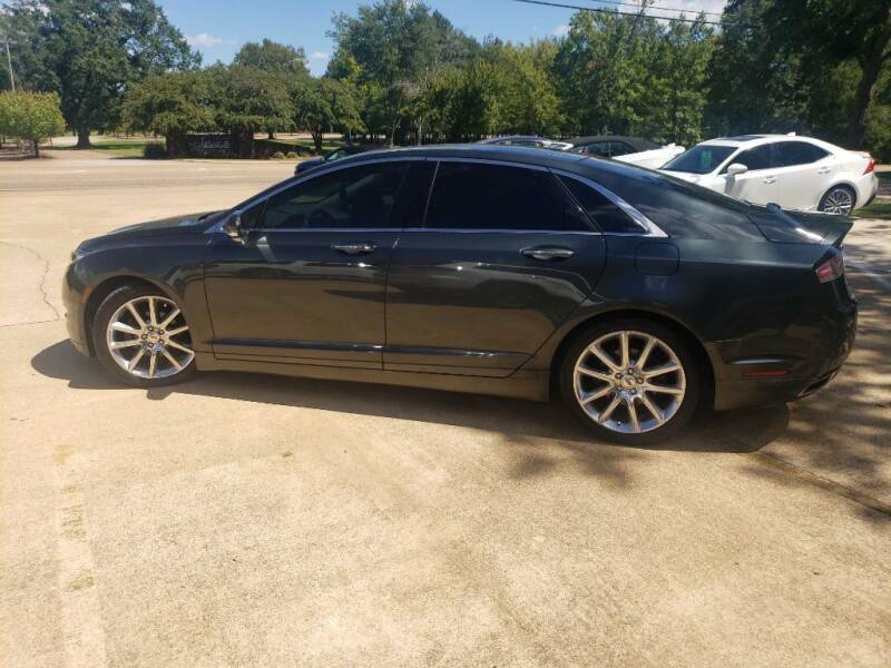 2015 Lincoln MKZ Hybrid for sale at Crossroads Outdoor in Corinth MS