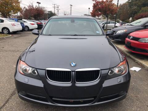2008 BMW 3 Series for sale at Advantage Motors in Newport News VA