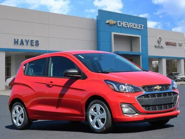 2021 Chevrolet Spark for sale at HAYES CHEVROLET Buick GMC Cadillac Inc in Alto GA