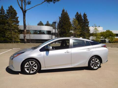 2017 Toyota Prius for sale at East Bay AutoBrokers in Walnut Creek CA