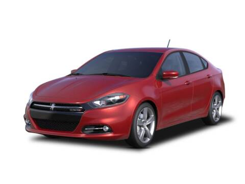 2015 Dodge Dart for sale at DeLong Auto Group in Tipton IN