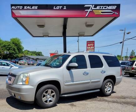 2007 GMC Yukon for sale at Fletcher Auto Sales in Augusta GA