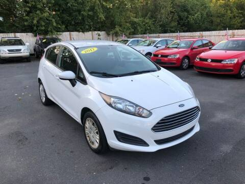 2016 Ford Fiesta for sale at Auto Revolution in Charlotte NC