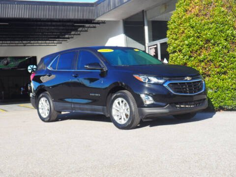 2018 Chevrolet Equinox for sale at Central Buick GMC in Winter Haven FL