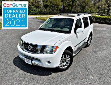 2010 Nissan Pathfinder for sale at Brothers Auto Sales of Conway in Conway SC