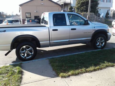 2006 Dodge Ram Pickup 1500 for sale at Nelsons Auto Specialists in New Bedford MA
