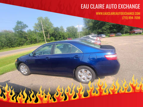 2007 Toyota Camry for sale at Eau Claire Auto Exchange in Elk Mound WI