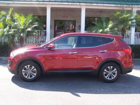 2013 Hyundai Santa Fe Sport for sale at Thomas Auto Mart Inc in Dade City FL