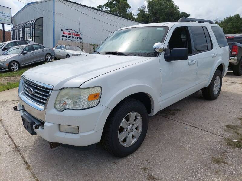 2009 Ford Explorer for sale at NINO AUTO SALES INC in Jacksonville FL
