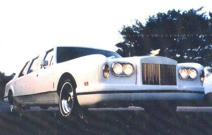 1975 Rolls-Royce Silver Shadow for sale at Classic Car Deals in Cadillac MI