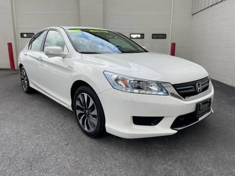 2015 Honda Accord Hybrid for sale at Zimmerman's Automotive in Mechanicsburg PA