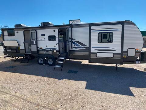 2021 Forest River PUMA 32BHQS for sale at ROGERS RV in Burnet TX