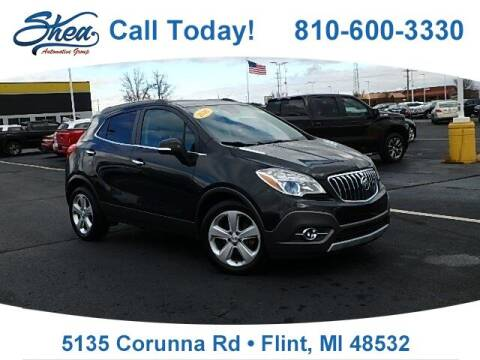 2016 Buick Encore for sale at Jamie Sells Cars 810 in Flint MI