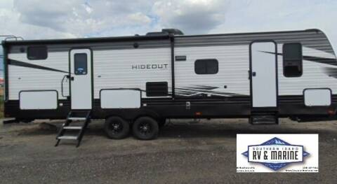 2021 KEYSTONE HIDEOUT 29DFS for sale at SOUTHERN IDAHO RV AND MARINE in Jerome ID