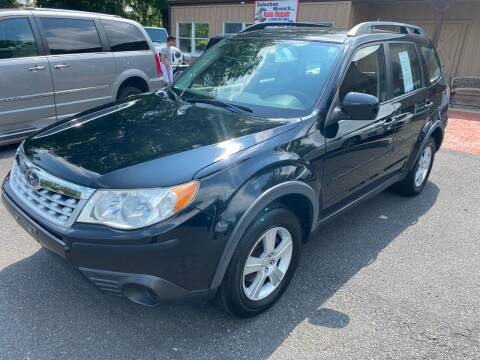2011 Subaru Forester for sale at Suburban Wrench in Pennington NJ